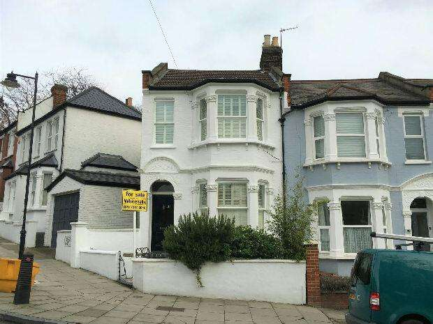 3 Bedrooms End Of Terrace House for sale in CRESSIDA ROAD Whitehall Park N19 3JW