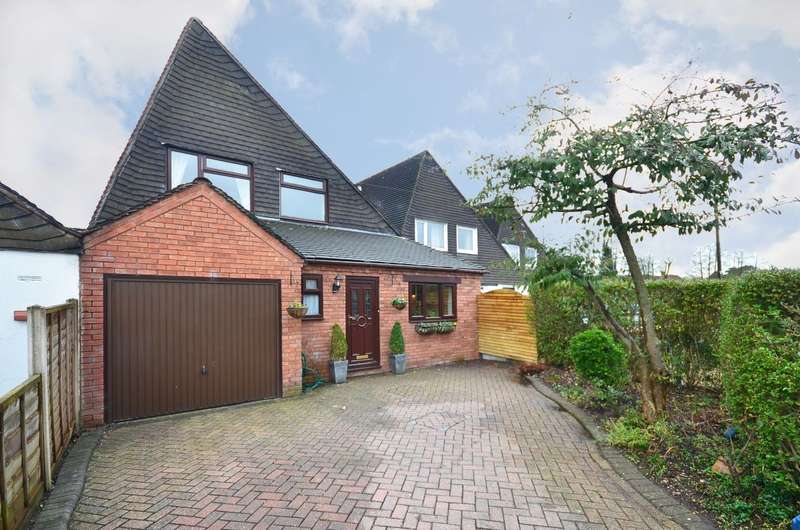 3 Bedrooms Terraced House for sale in The Furlong, Yarnfield, Stone, ST15 0PE