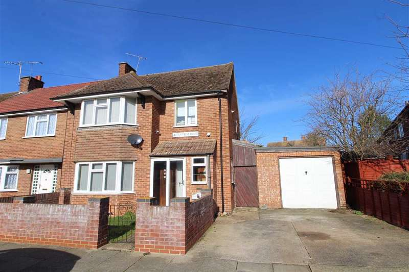 3 Bedrooms End Of Terrace House for sale in Antrim Road, Ipswich