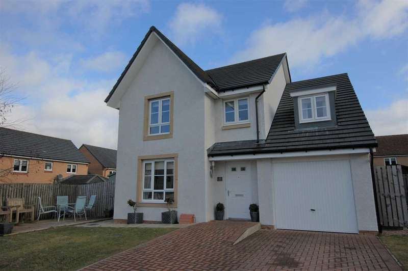 5 Bedrooms Detached Villa House for sale in Lang Drive, Bathgate