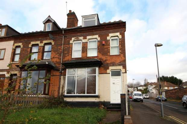 4 Bedrooms Property for sale in George Road, Birmingham, West Midlands, B23 7RY