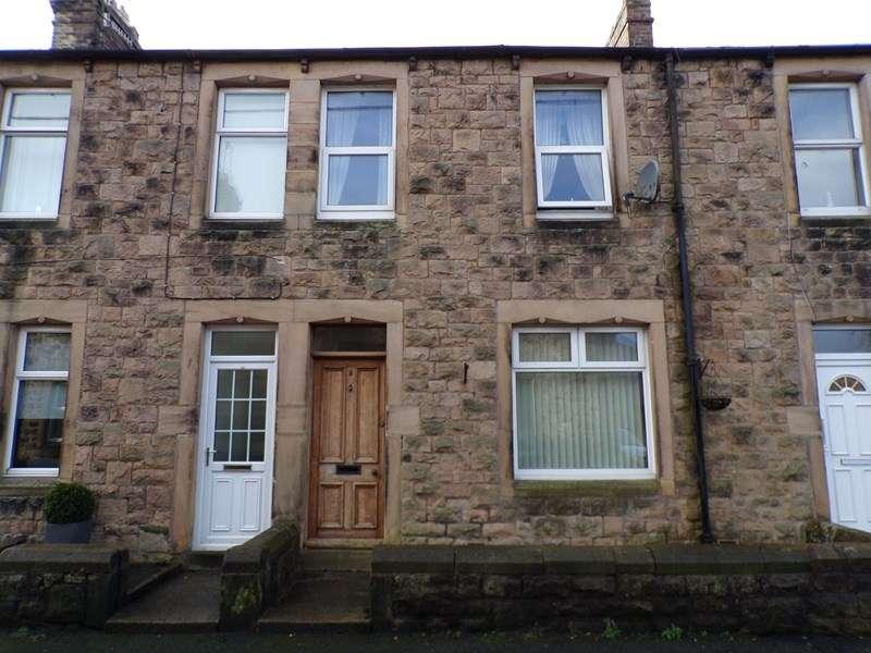 3 Bedrooms Property for sale in Millfield Terrace, Haltwhistle, Northumberland, NE49 9JY
