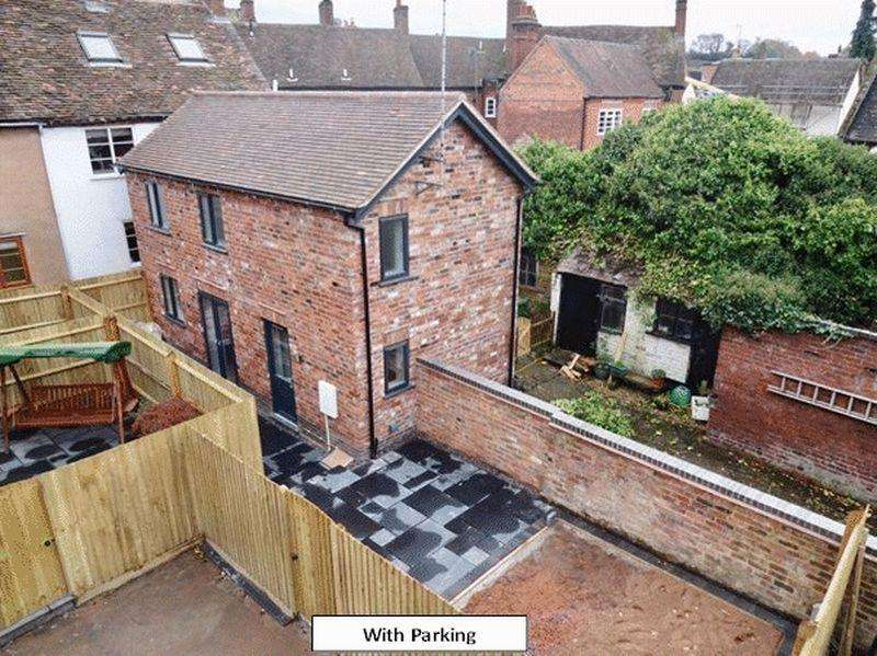 2 Bedrooms Detached House for sale in Kidderminster Road, Bewdley DY12 1AG