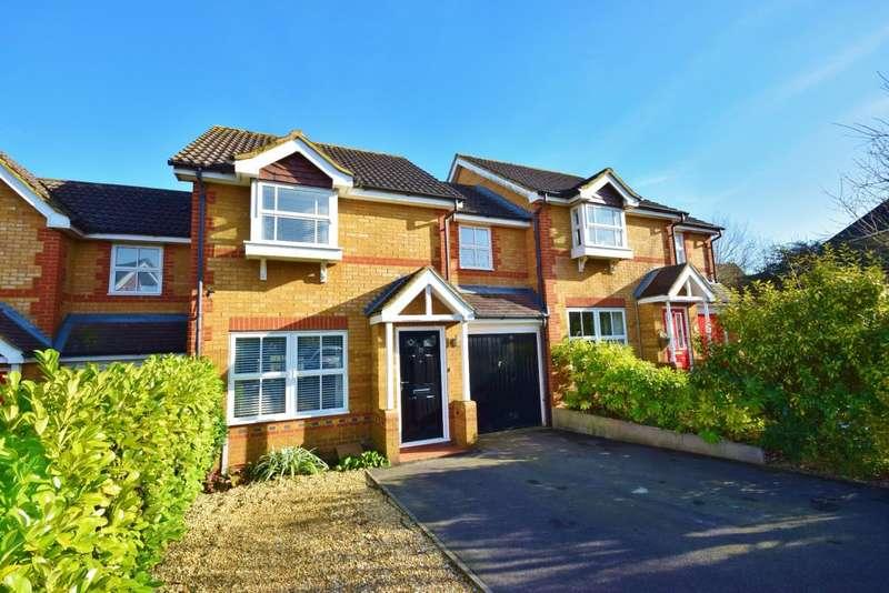 3 Bedrooms Terraced House for sale in Gabriel Park, Basingstoke, RG22