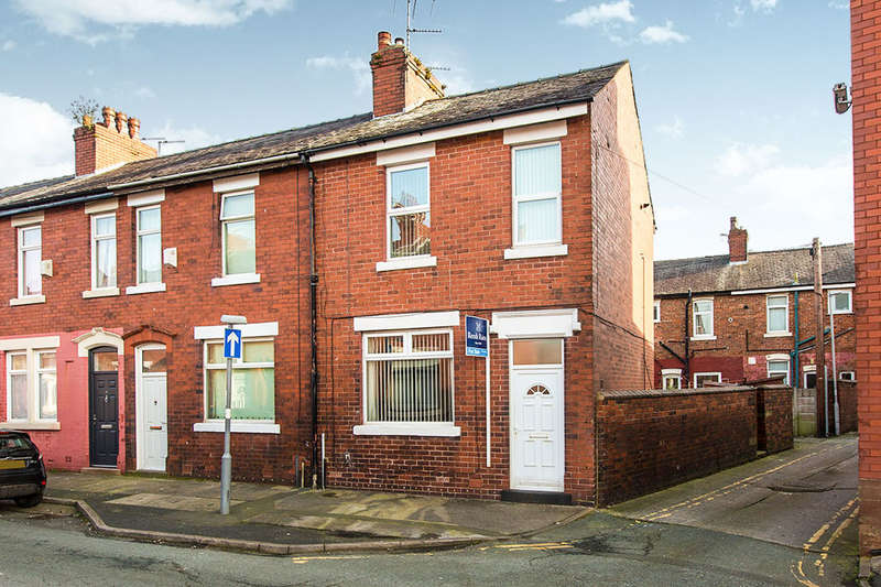 3 Bedrooms Terraced House for sale in Clyde Street, Ashton-On-Ribble, Preston, PR2
