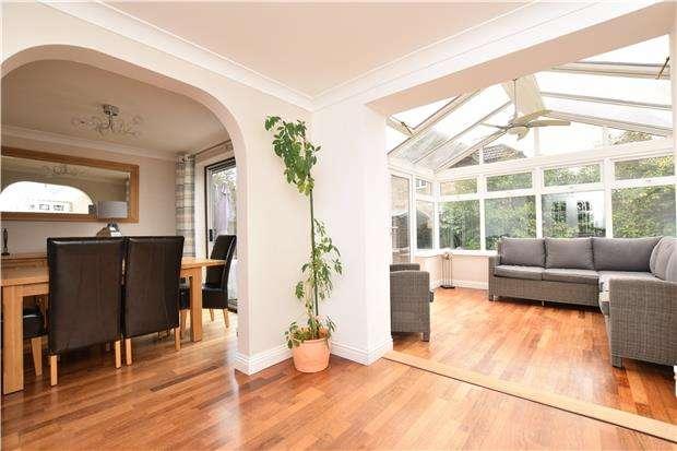 4 Bedrooms Detached House for sale in Faverolle Way, Hilperton, TROWBRIDGE, Wiltshire, BA14 7QE