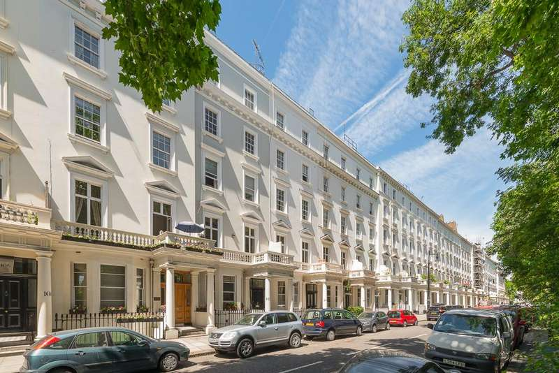 2 Bedrooms Flat for sale in St Georges Square, London. SW1V