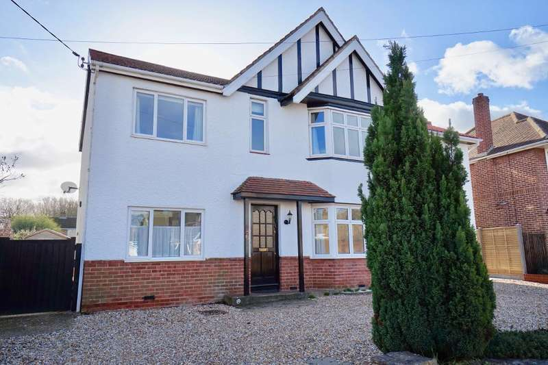 4 Bedrooms Semi Detached House for rent in Station Road, Netley Abbey, Southampton, SO31 5AJ