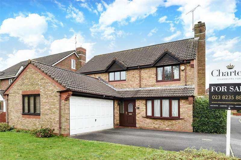 4 Bedrooms Detached House for sale in Oak Vale, West End, Hampshire