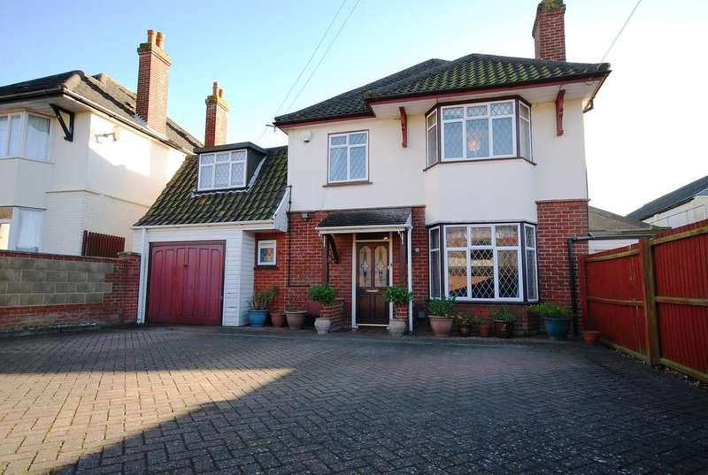 4 Bedrooms Detached House for sale in Friarscroft Lane, Wymondham