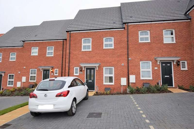 2 Bedrooms Terraced House for rent in Shortland Road, Kettering