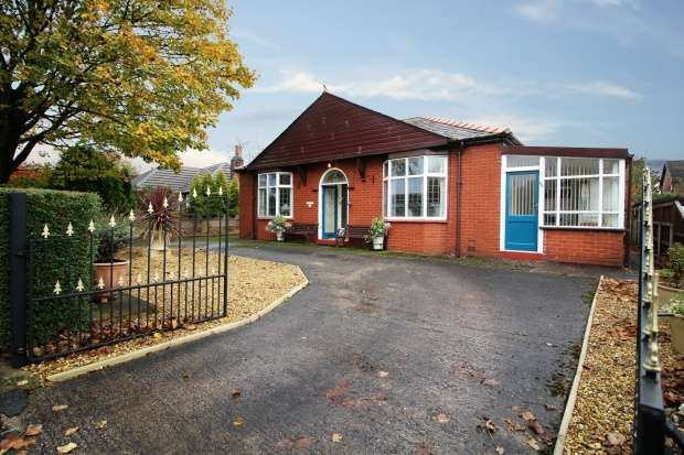 3 Bedrooms Detached Bungalow for sale in Wearish Lane, Bolton, Lancashire, BL5 2AX