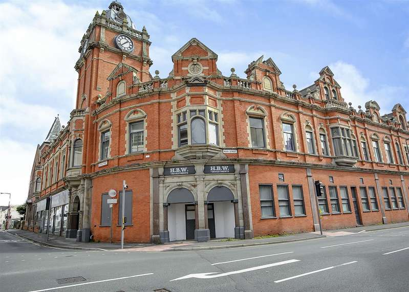 2 Bedrooms Flat for sale in Station Street, Long Eaton