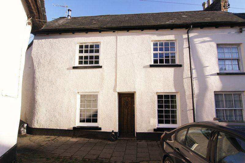 3 Bedrooms End Of Terrace House for rent in Bridge Street, Hatherleigh