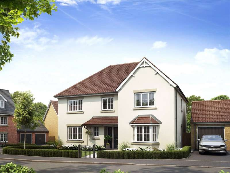 5 Bedrooms Detached House for sale in Larkfleet Rise, Hyde Lane, Creech St Michael, Somerset, TA3