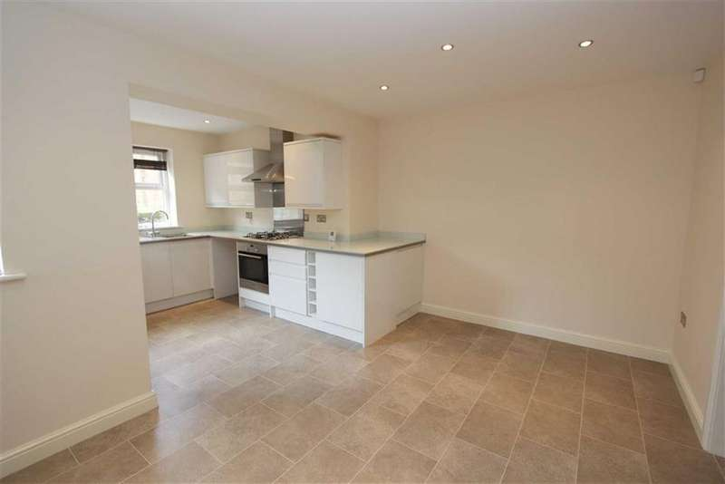 3 Bedrooms Terraced House for sale in Enterpen, Hutton Rudby