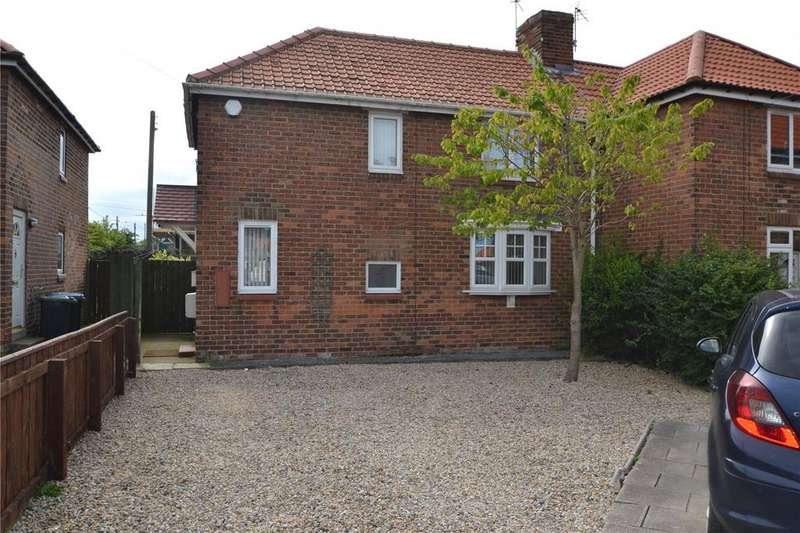 3 Bedrooms Semi Detached House for sale in Wordsworth Avenue, Wheatley Hill, Co.Durham, DH6