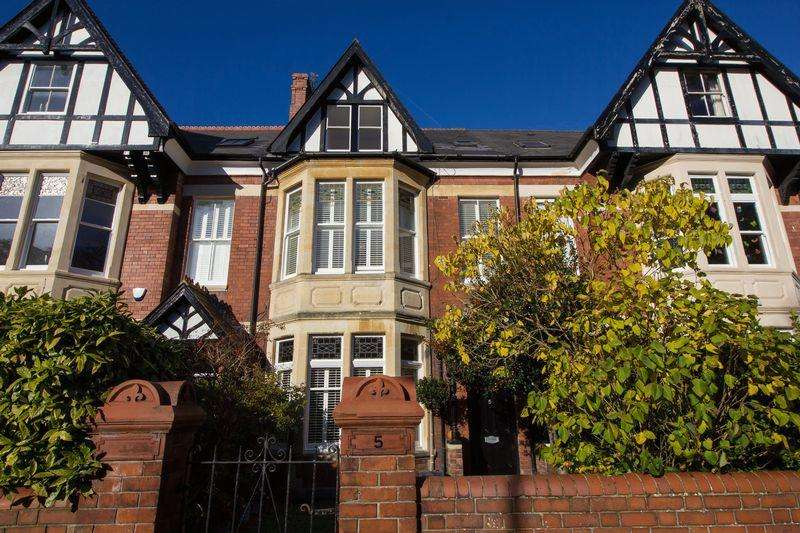 6 Bedrooms Terraced House for sale in Victoria Avenue, Penarth