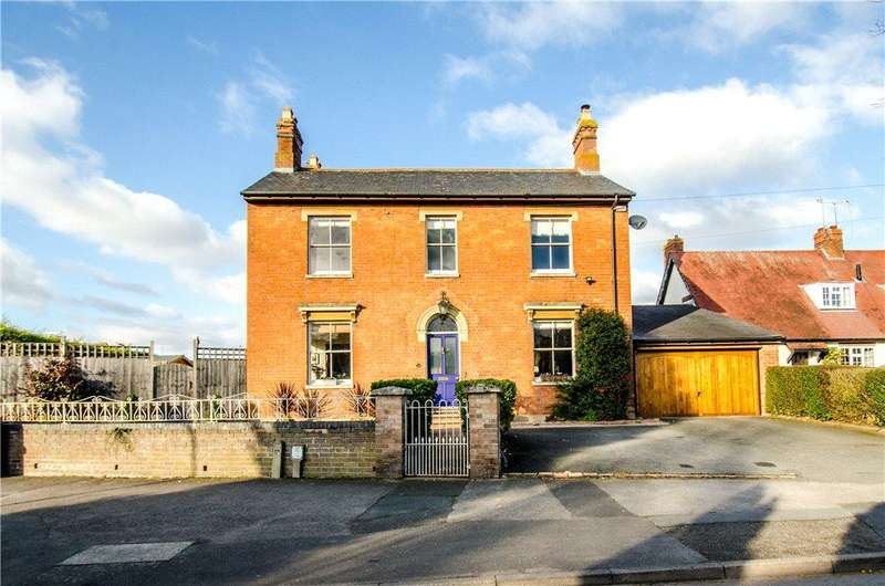 4 Bedrooms Detached House for sale in Church Street, Kempsey, Worcester, Worcestershire, WR5