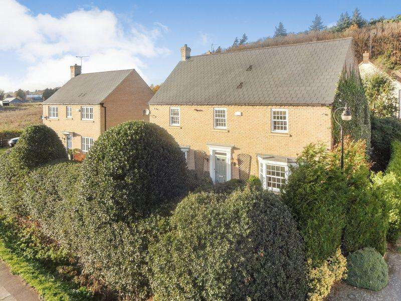 4 Bedrooms Detached House for sale in Clophill Road, Maulden