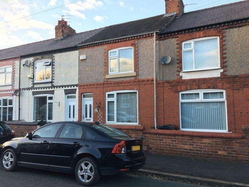 2 Bedrooms Terraced House for sale in Grace Road, Ellesmere Port