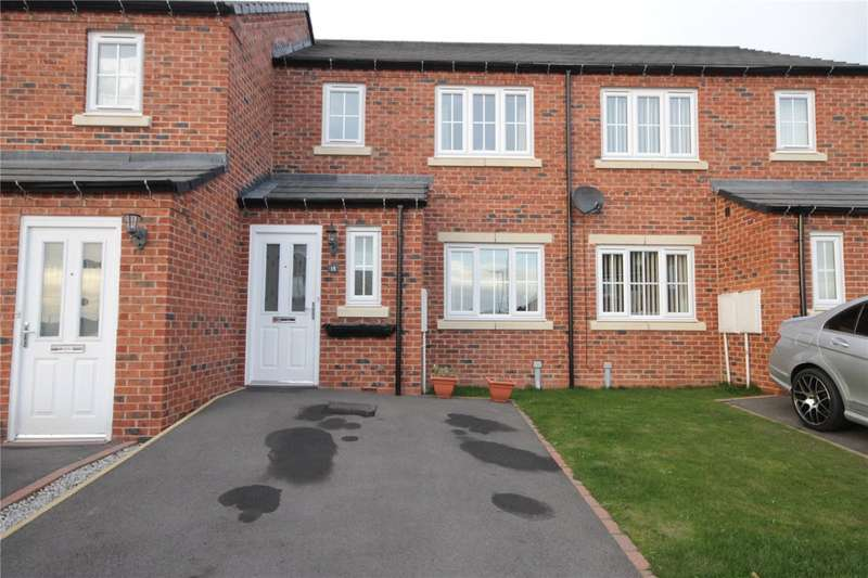 3 Bedrooms Terraced House for sale in Askrigg Close, Delves Lane, Consett, DH8