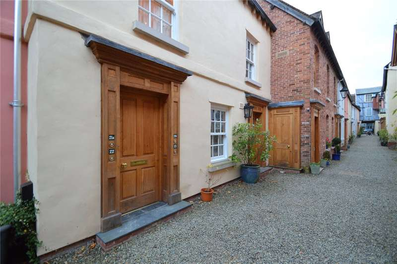 2 Bedrooms Flat Share for rent in 22 The Angel, Broad Street, Ludlow, SY8