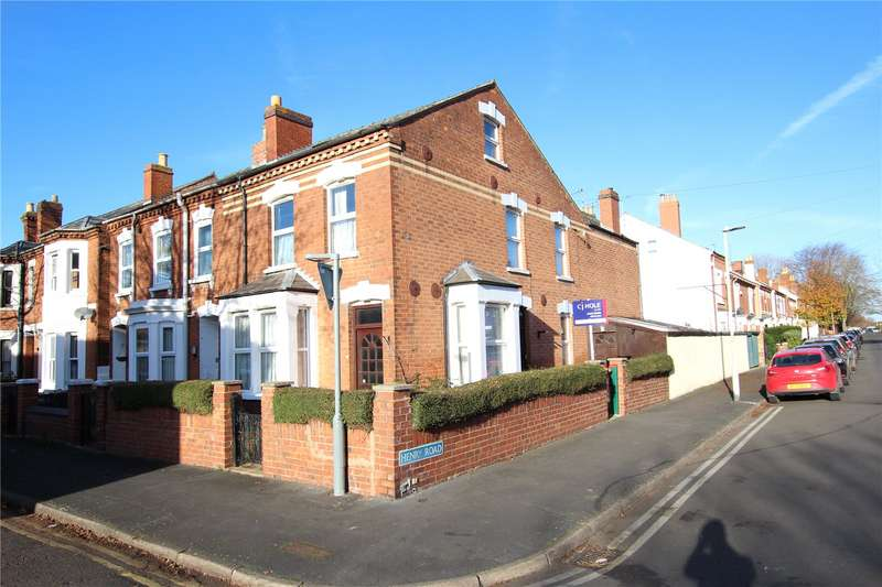4 Bedrooms Semi Detached House for sale in Honyatt Road Gloucester GL1
