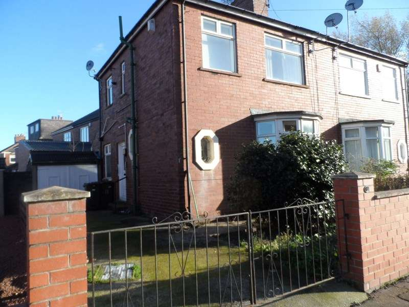 2 Bedrooms Property for sale in Valentia Avenue, Walkerdene, Newcastle upon Tyne, Tyne and Wear, NE6 4QR