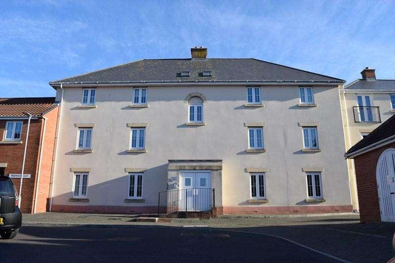 2 Bedrooms Flat for sale in Mayflower Court, Highbridge
