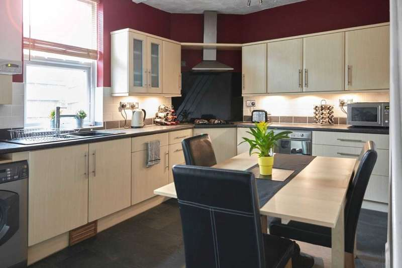 2 Bedrooms End Of Terrace House for sale in Norton Street, Astley Bridge