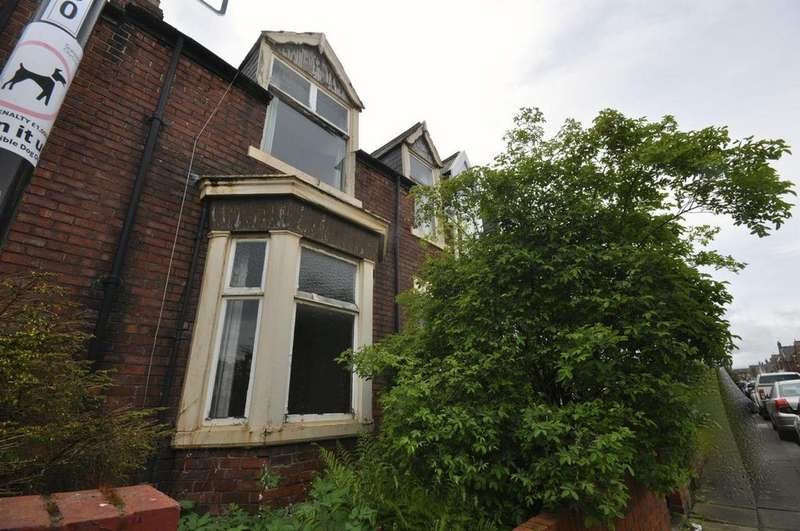 3 Bedrooms Terraced House for sale in General Graham Street, Sunderland