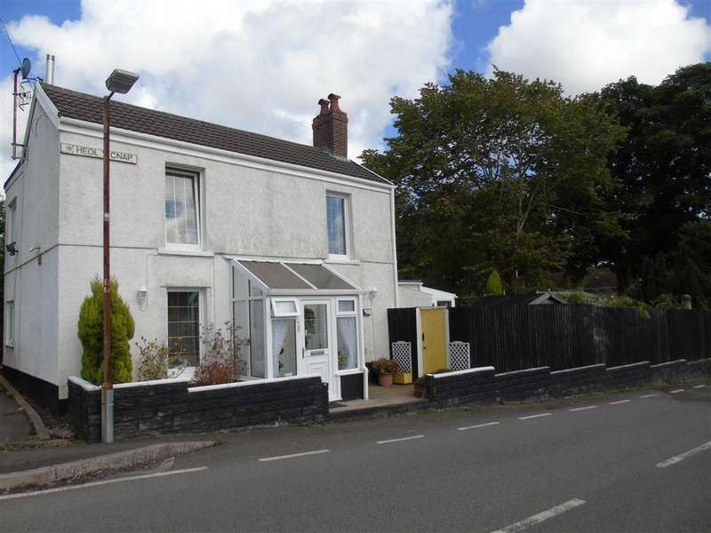 3 Bedrooms Detached House for sale in Heol Y Cnap, Treboeth, Swansea