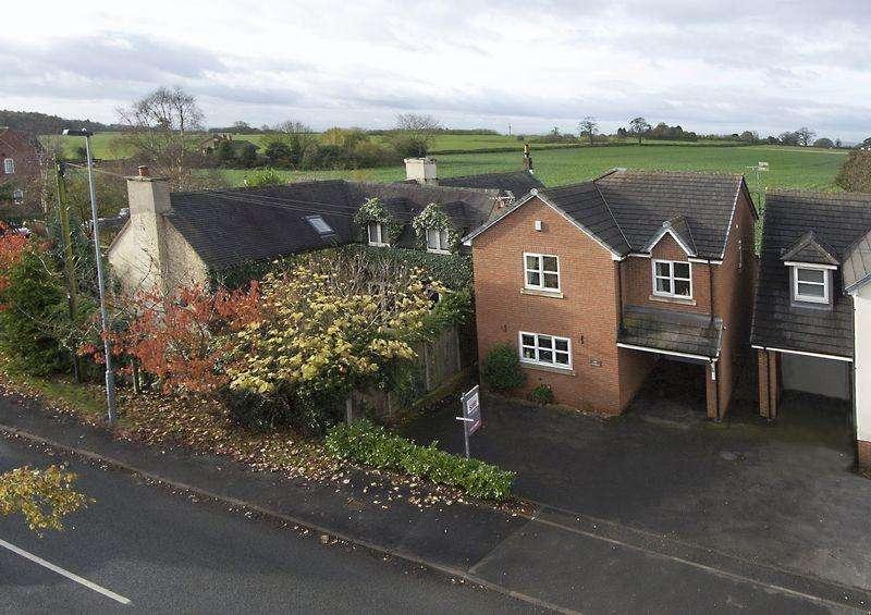 4 Bedrooms Detached House for sale in Ivetsey Bank Road, Bishops Wood