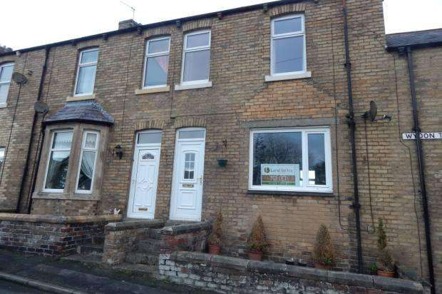 3 Bedrooms Terraced House for rent in 11 Wydon Terrace, Haltwhistle, Northumberland, NE49 0AW
