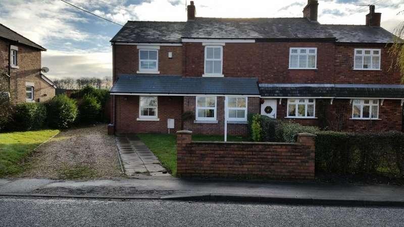 4 Bedrooms Semi Detached House for rent in Liverpool Road, Bickerstaffe, Lancashire, L39 0EG