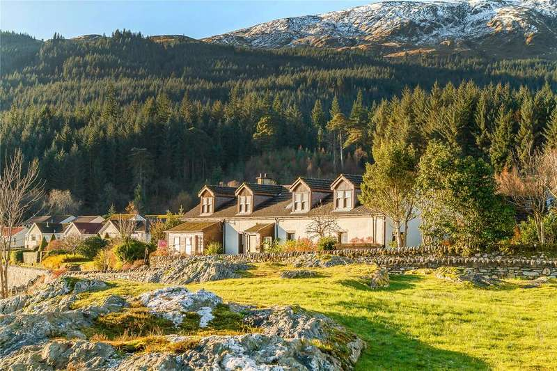 5 Bedrooms Detached House for sale in Ardentinny, Argyll