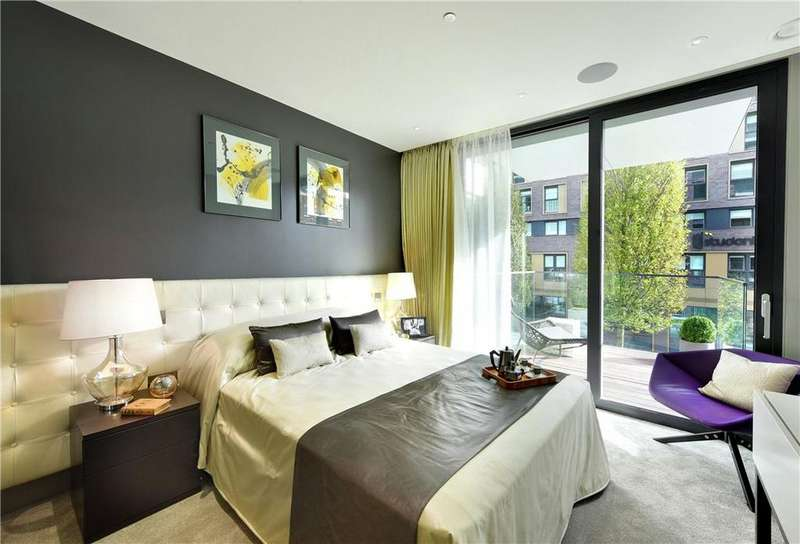 2 Bedrooms Flat for sale in Goodman's Fields, Leman Street, Aldgate, London, E1