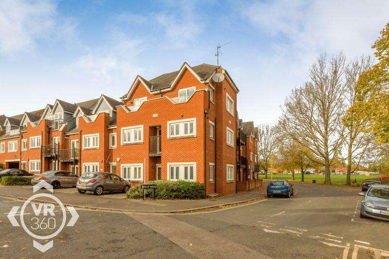 2 Bedrooms Apartment Flat for sale in Summer Heights, Islip Road, North Oxford