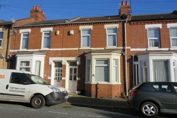 3 Bedrooms Terraced House for sale in Fife Street, St James, Northampton, NN5