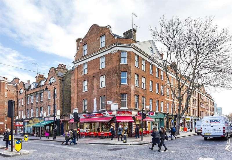 1 Bedroom Flat for sale in Marchmont Street, London, WC1N