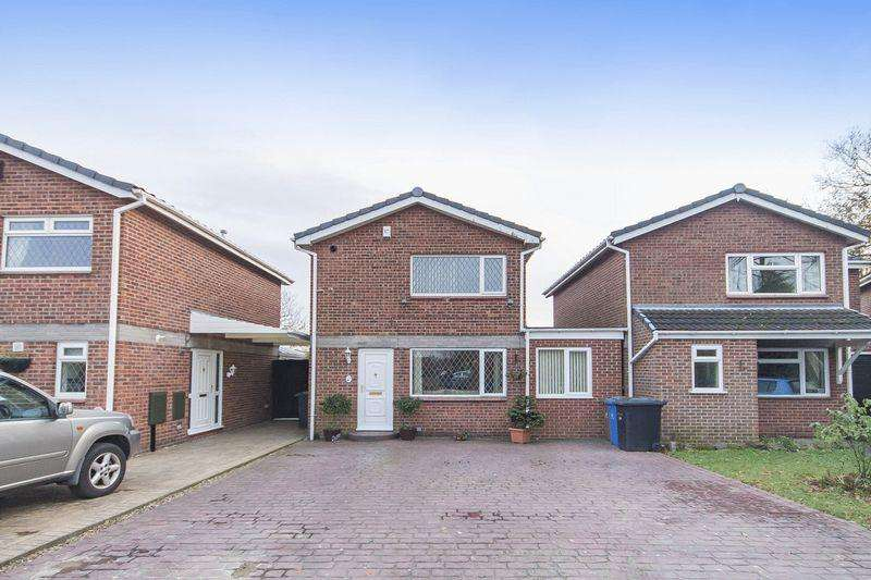 5 Bedrooms Detached House for sale in HOVETON CLOSE, SHELTON LOCK