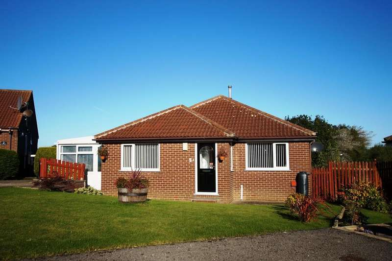3 Bedrooms Detached Bungalow for sale in Redcliffe Court, Scarborough