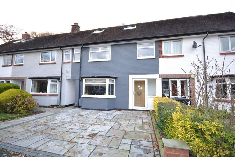 3 Bedrooms Terraced House for sale in Beech Road, Alderley Edge