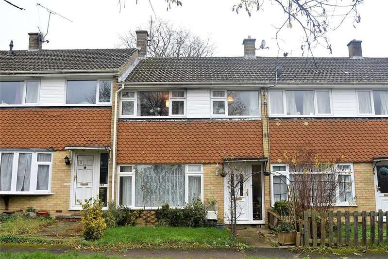 3 Bedrooms Terraced House for sale in Stephens Road, Tadley, Hampshire, RG26
