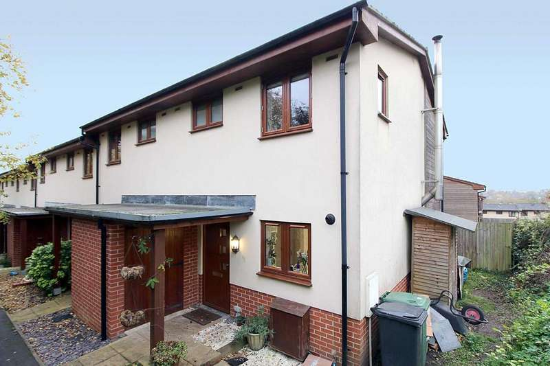 2 Bedrooms End Of Terrace House for sale in Foxdown, Overton RG25