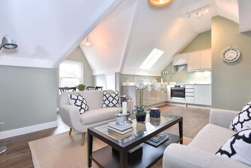 1 Bedroom Flat for sale in Auckland Road, Crystal Palace