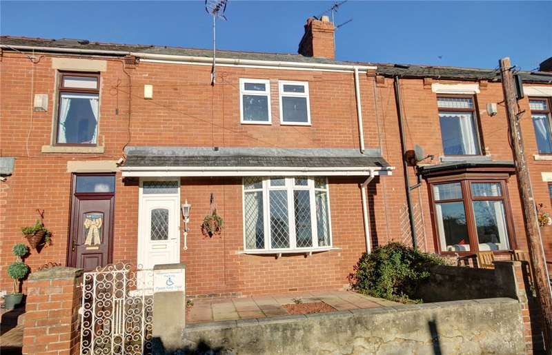 4 Bedrooms Terraced House for sale in Victor Terrace, Bearpark, Durham, DH7