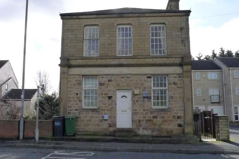 1 Bedroom Ground Flat for sale in Wakefield Road, Ossett