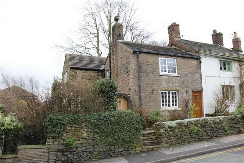 3 Bedrooms End Of Terrace House for sale in Buxton Old Road, Disley, Stockport, Cheshire